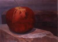Still Life Fugi Apple No.2 SOLD